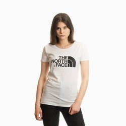THE NORTH FACE T-SHIRT WHITE