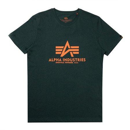 Alpha Industries Basic T-shirt Dark petrol
