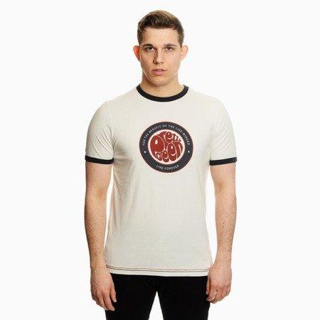 Pretty Green Mens Likeminded Print T-Shirt