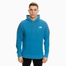 BLUZA THE NORTH FACE HOODIE BRIGHT BLUE