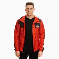 THE NORTH FACE 1985 MOUNTAIN JACKET RED