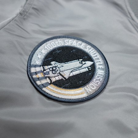 Alpha Industries MA-1 VF NASA Silver