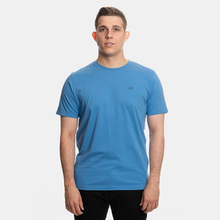 CP COMPANY T-SHIRT JERSEY 30/1 BLUE
