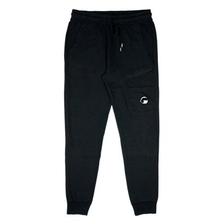 CP Company Garment Dyed Light Fleece Lens Pocket Sweatpants