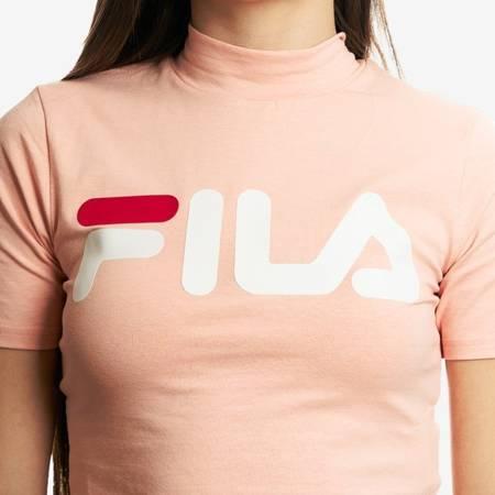 FILA TURTLENECK T-SHIRT PINK