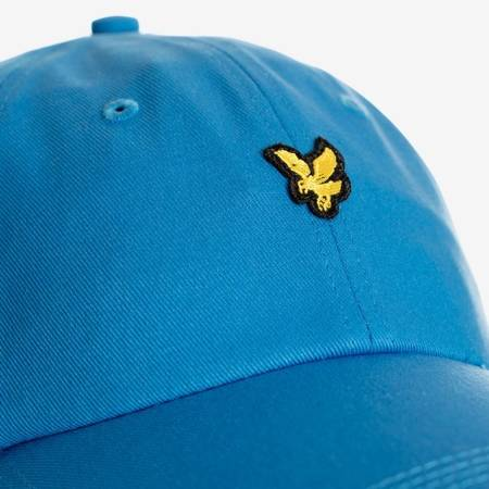 LYLE&SCOTT BASEBALL CAP BLUE
