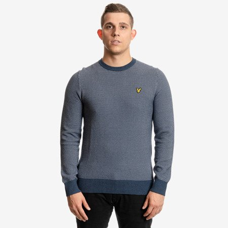 Lyle & Scott Birdseye Knitted Jumper