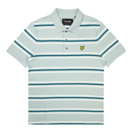 Lyle & Scott Multi Stripe Polo Shirt