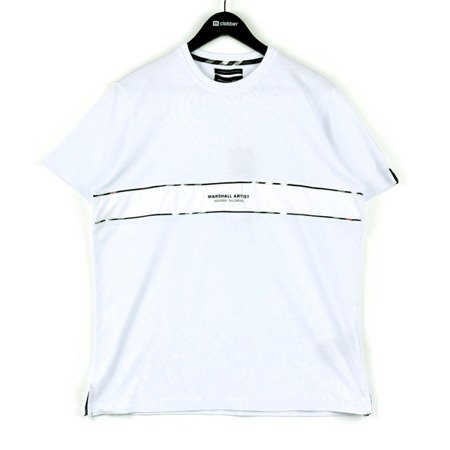 MARSHALL ARTIST CASA CHECK T-SHIRT