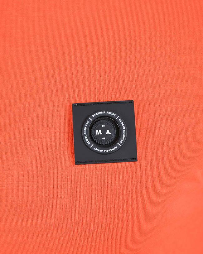 MARSHALL ARTIST SIREN T-SHIRT 420 RUST