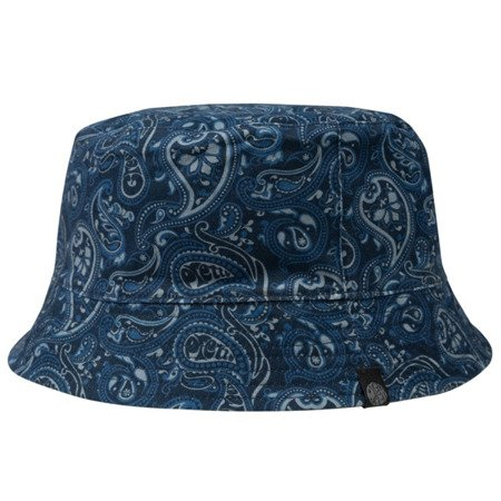 Pretty Green Mens Reversible paisley Print Bucket Hat