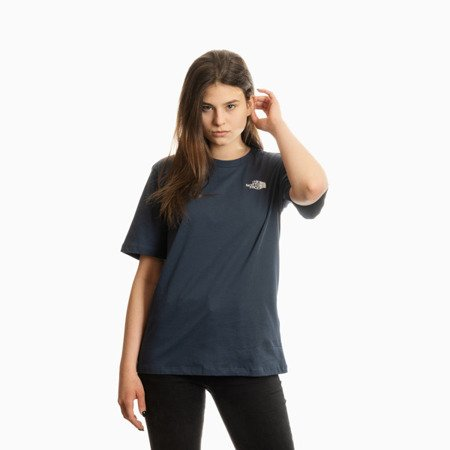 THE NORTH FACE T-SHIRT NAVY